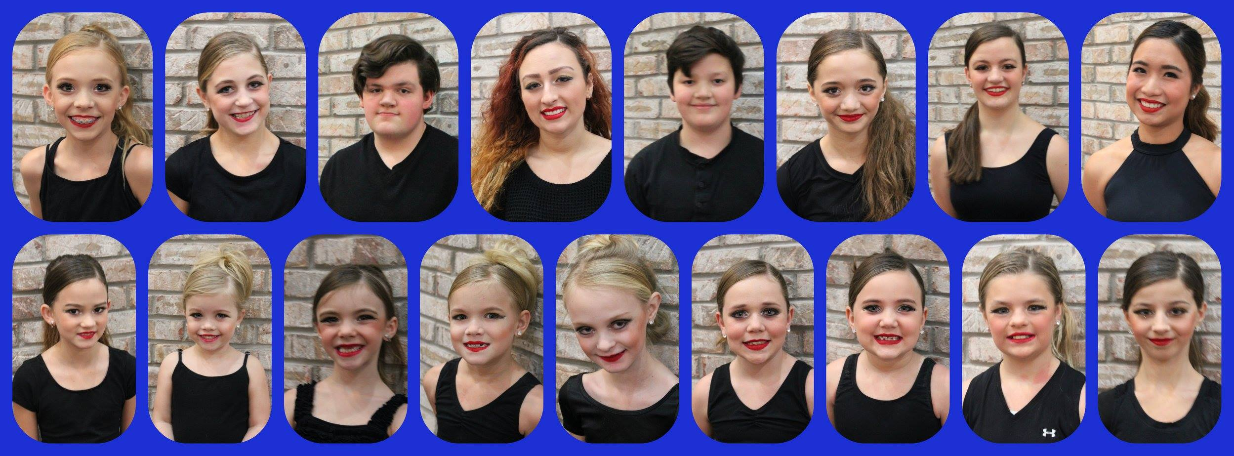 2017 Competition Team
