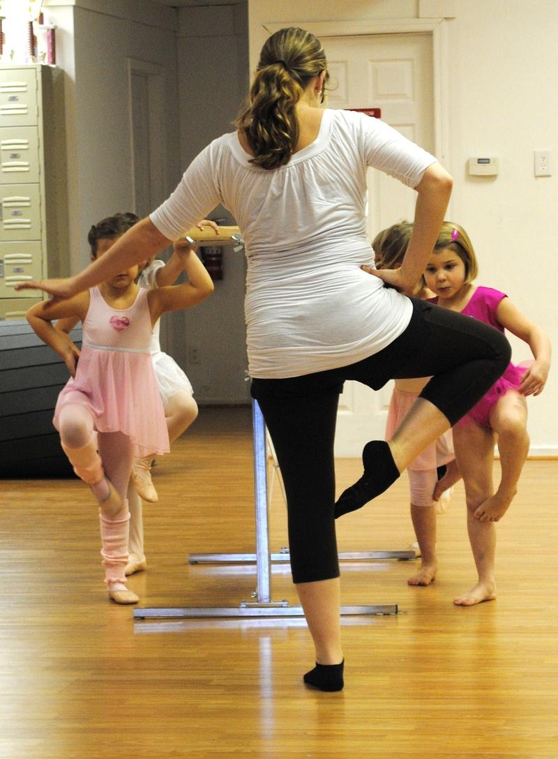 Beginner Ballet with Miss Kelsey