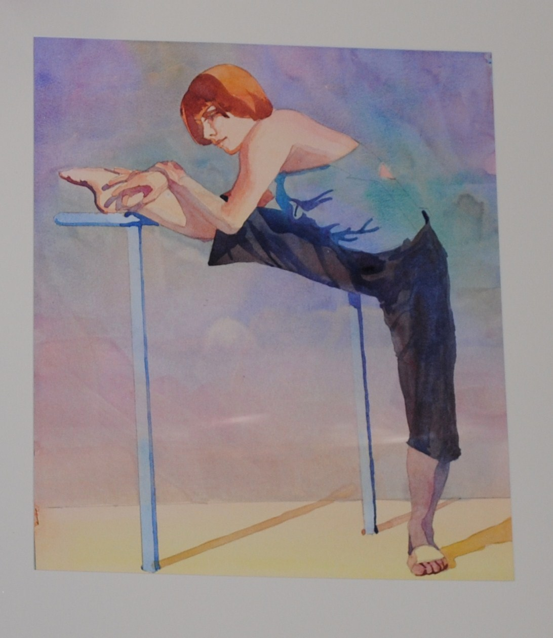 Demonstration Day with Jeanne McLeish- Working with a figure