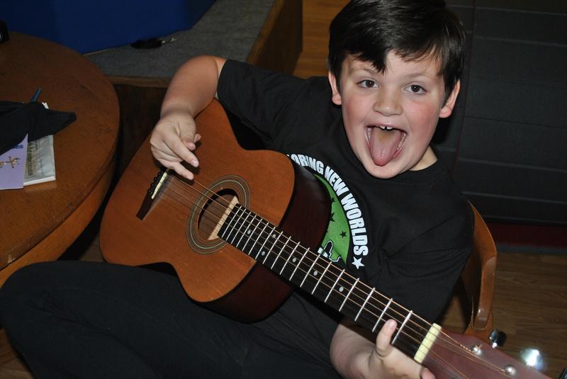 Guitar Solo.... oh boy