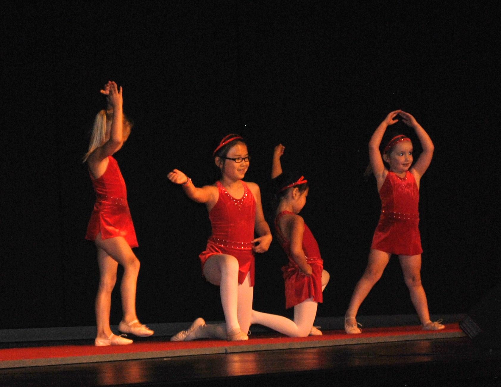 Beginner Ballet & Tumble