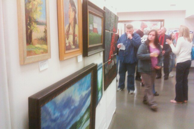 Mooresville Community of Artists~ Opening Reception