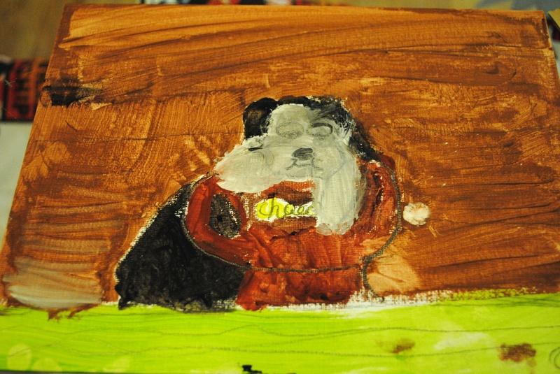 Dog Week- Youth Art Club