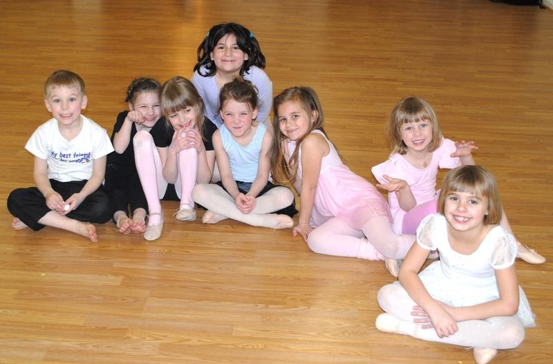 Beginner Ballet!