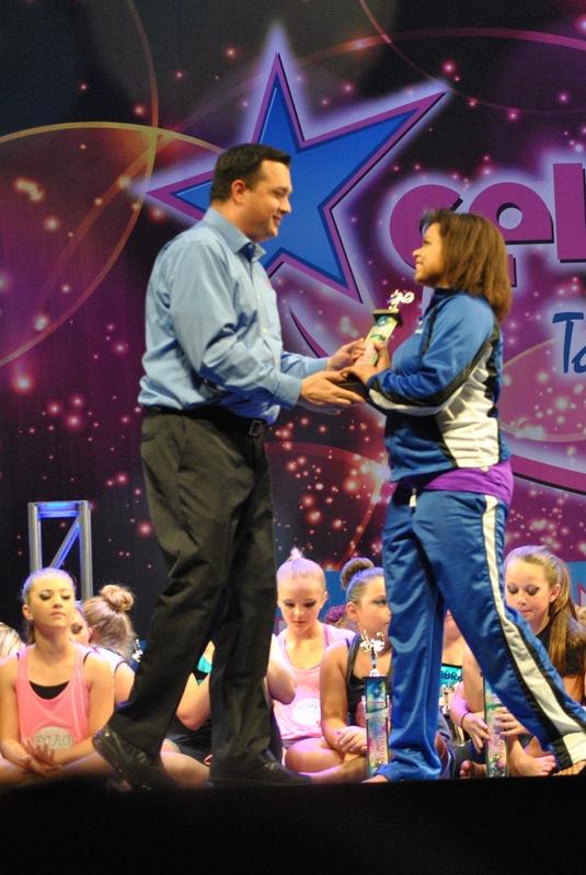 Dance Nationals - Awards