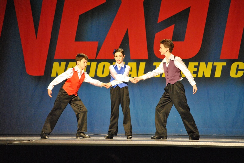Sharing Song - Tap Trio at Nexstar - Lucas Oil Stadium