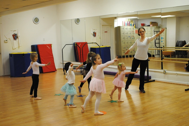 Beginner Jazz & Ballet