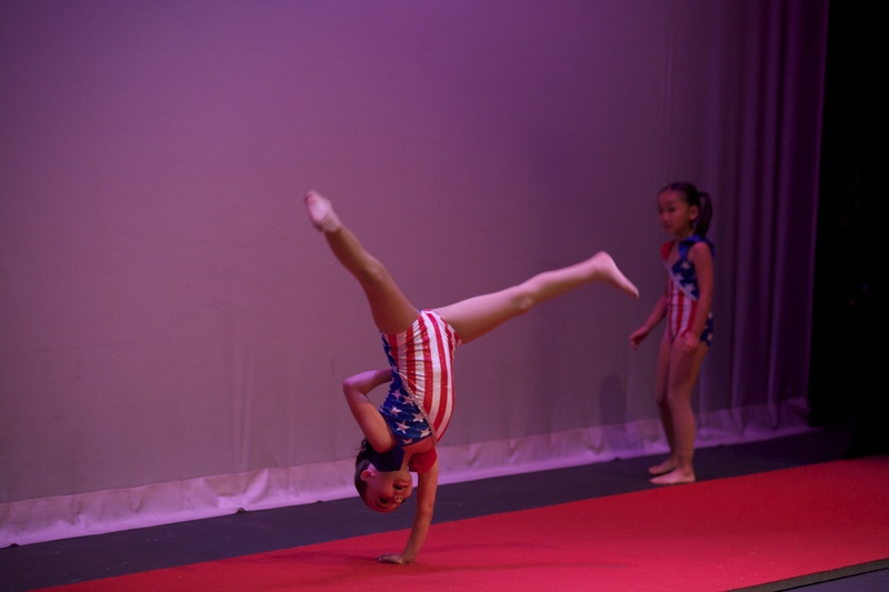 Beginner Tumble- Party in the USA